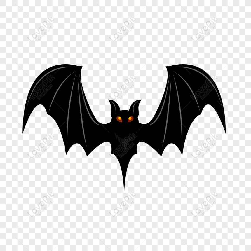 Halloween Bahan Kelelawar Komersial Grafik Royalti Pemasaran Media Sosial