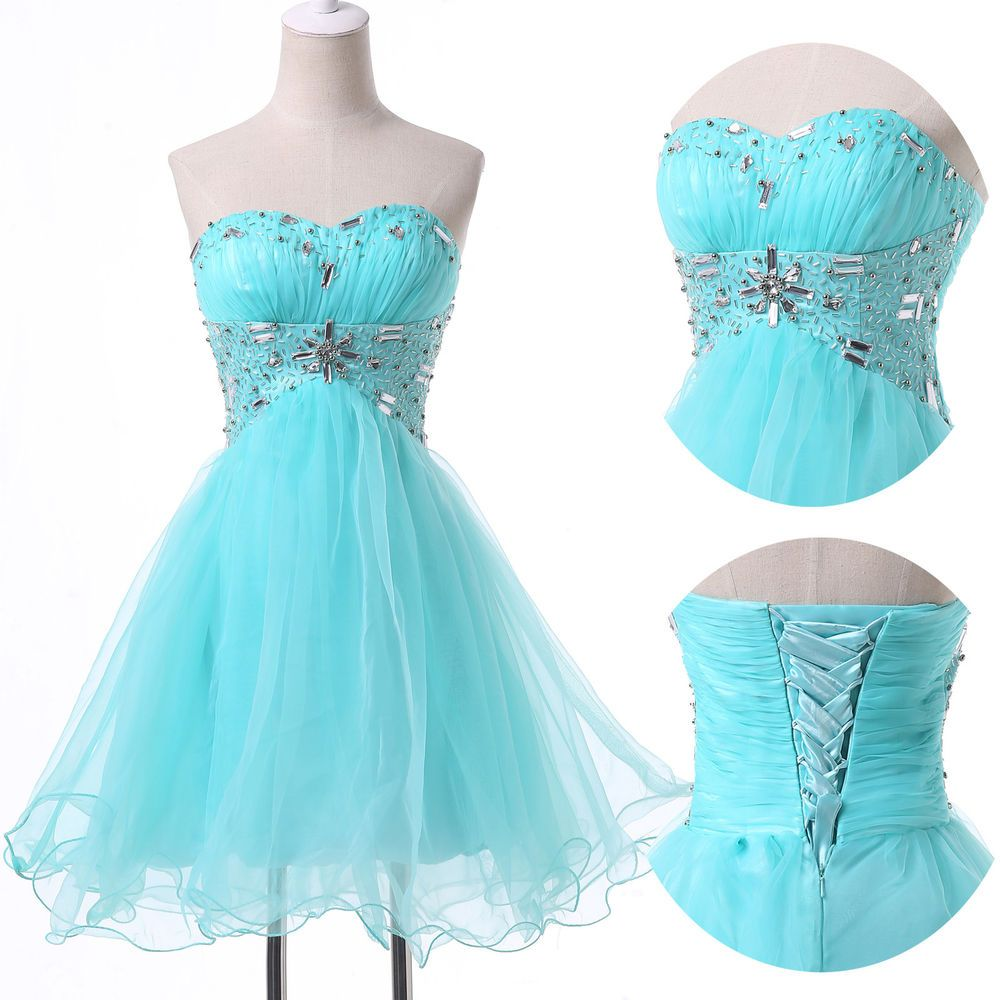 14f19fbf9a5 CHEAP NEW Homecoming Dresses Short Dress Pageant Beaded Prom Ball Evening  Dress  GraceKarin  BallGown  Formal