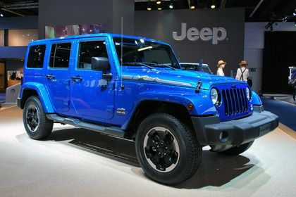 Jeep wrangler polar http for Pamby motors ridgefield ct