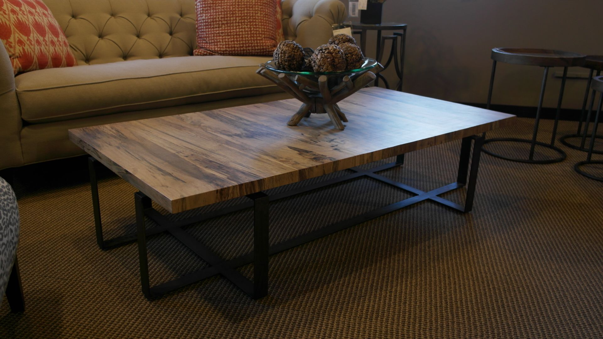 Quad Loop Table Interior Design Decor Inspiration Furniture