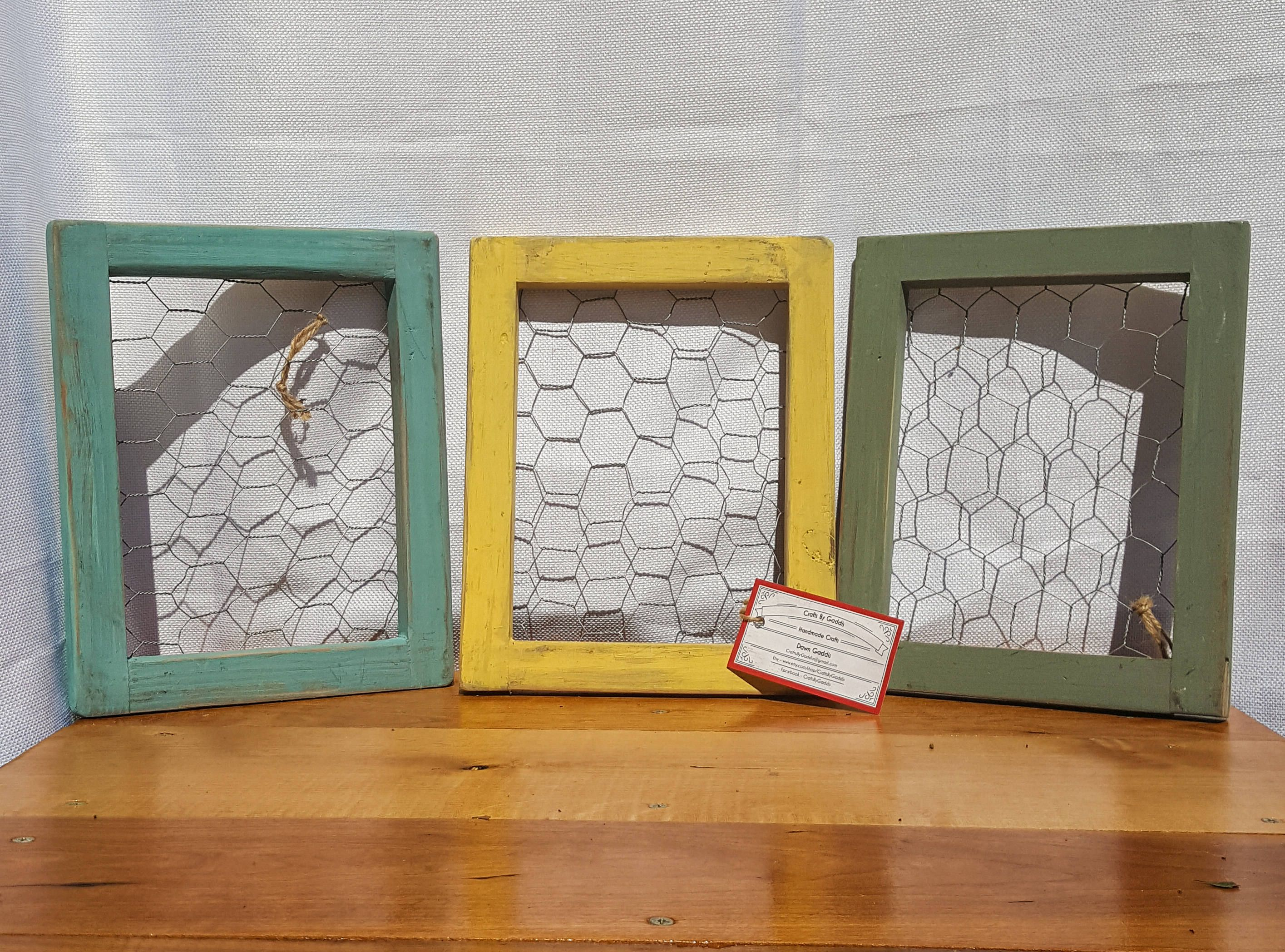 Awesome Chicken Wire Frame Pictures Inspiration - Everything You ...