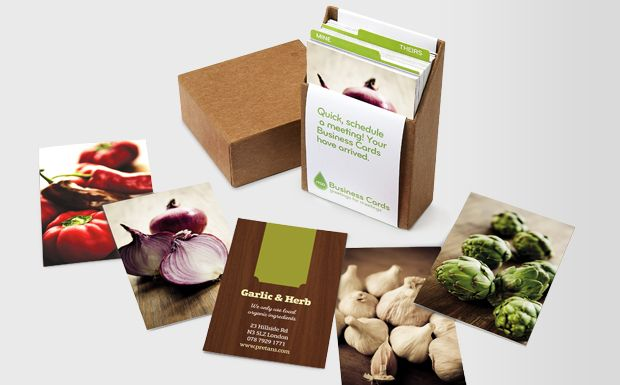 Moos green business cards use the finest recycled paper business cards order custom business cards online reheart Gallery