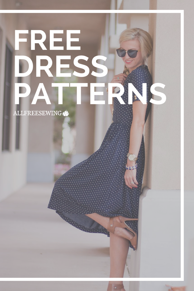 Sew many free dress patterns i donut know where to start sewing