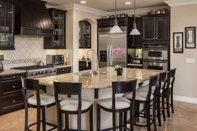 1607 Trenton Way San Marcos Ca 92078 6 Beds 4 5 Baths Kitchen Remodel Kitchen Design Curved Kitchen