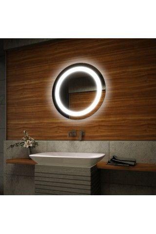 Compra Online Espejos De Baño Redondos Con Luz Integrada - CENTRO - badezimmerspiegel mit led