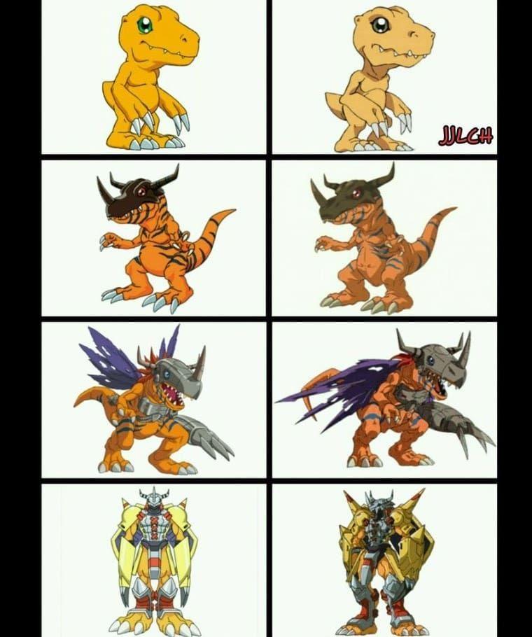 No Photo Description Available Digimon Adventure Tri Digimon Tamers Digimon Digital Monsters