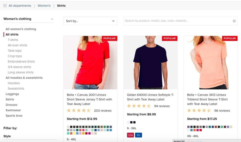 How To Set Up A Print On Demand Store With Shopify Print