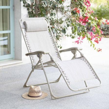 Tudor Zero Gravity Lounger Dunelm Garden Chairs Lounger