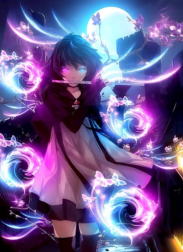 Flautist By Donghoyongcoi On Deviantart Anime Warrior Anime Galaxy Anime Fantasy