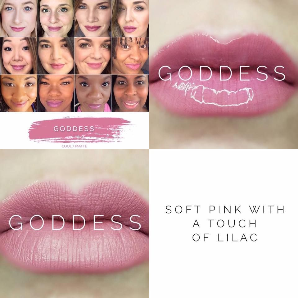 Goddess LipSense is back to popular demand