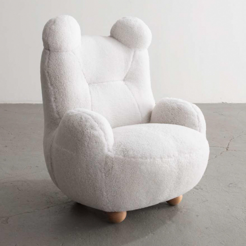 Papa Bear Armchair in 2020 | Pierre yovanovitch, Armchair ...