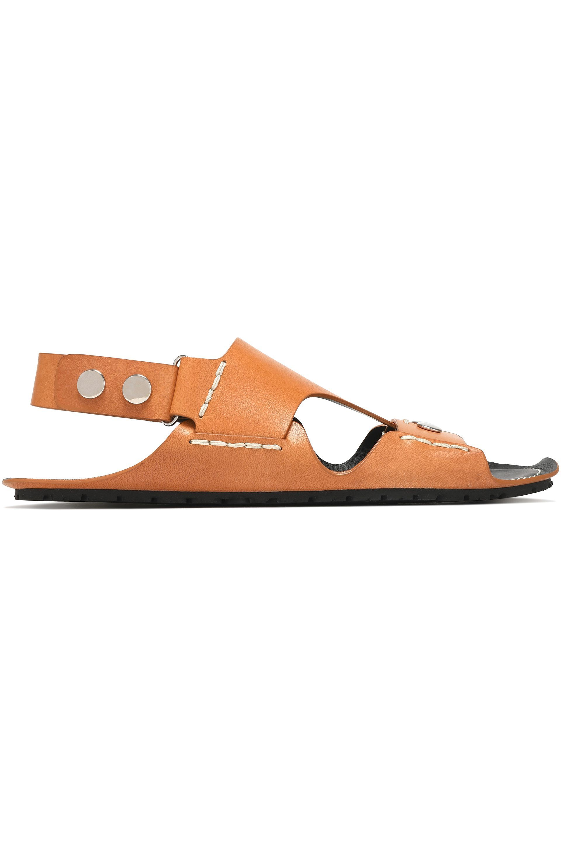 7c524ebc5085fd Leather sandals | JOSEPH | Sale up to 70% off | THE OUTNET | What to ...