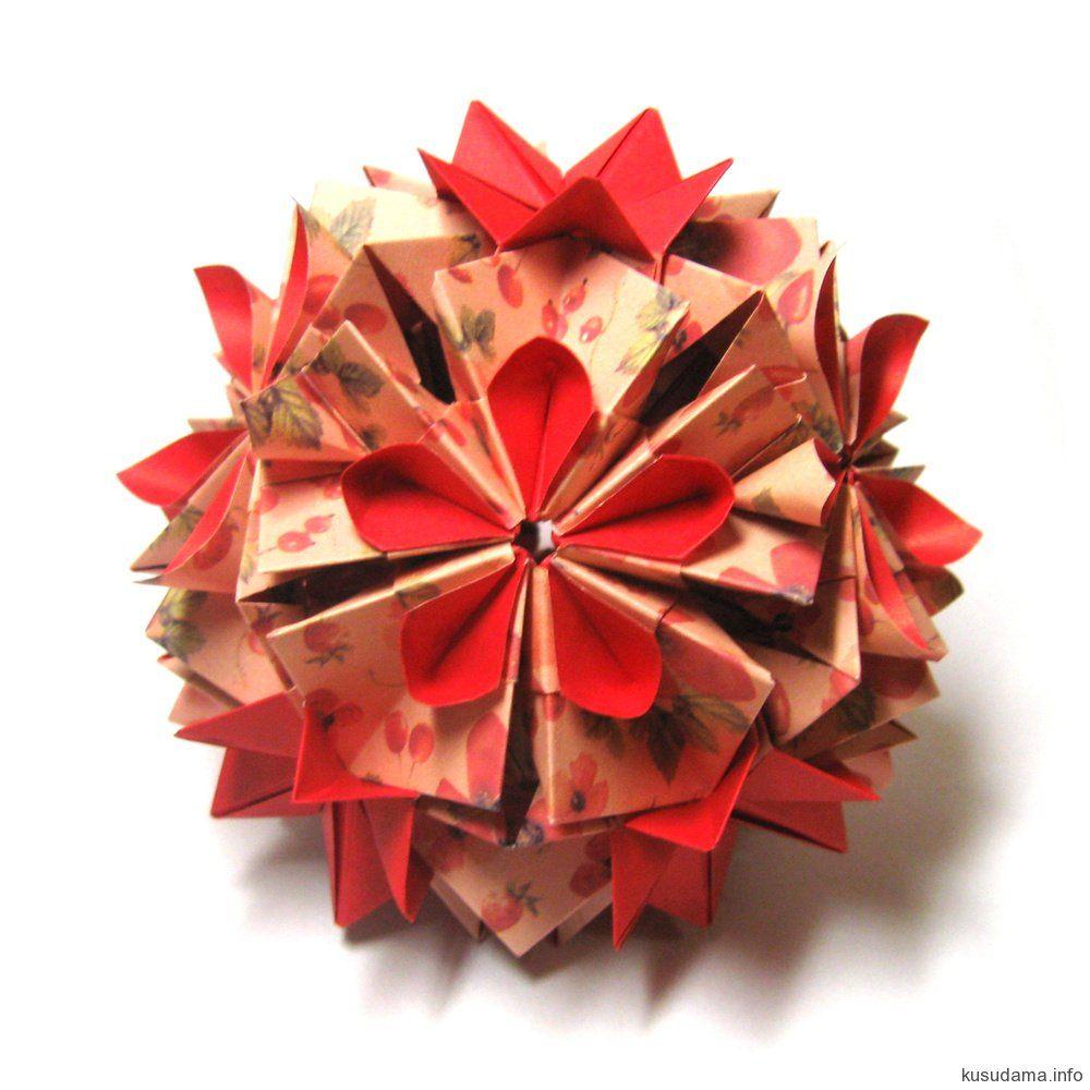 Floristry Origami Tutorial Pinterest Origami