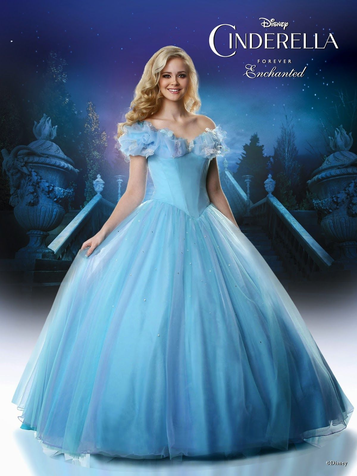Announcing the Disney Forever Enchanted Keepsake Gown Collection ...
