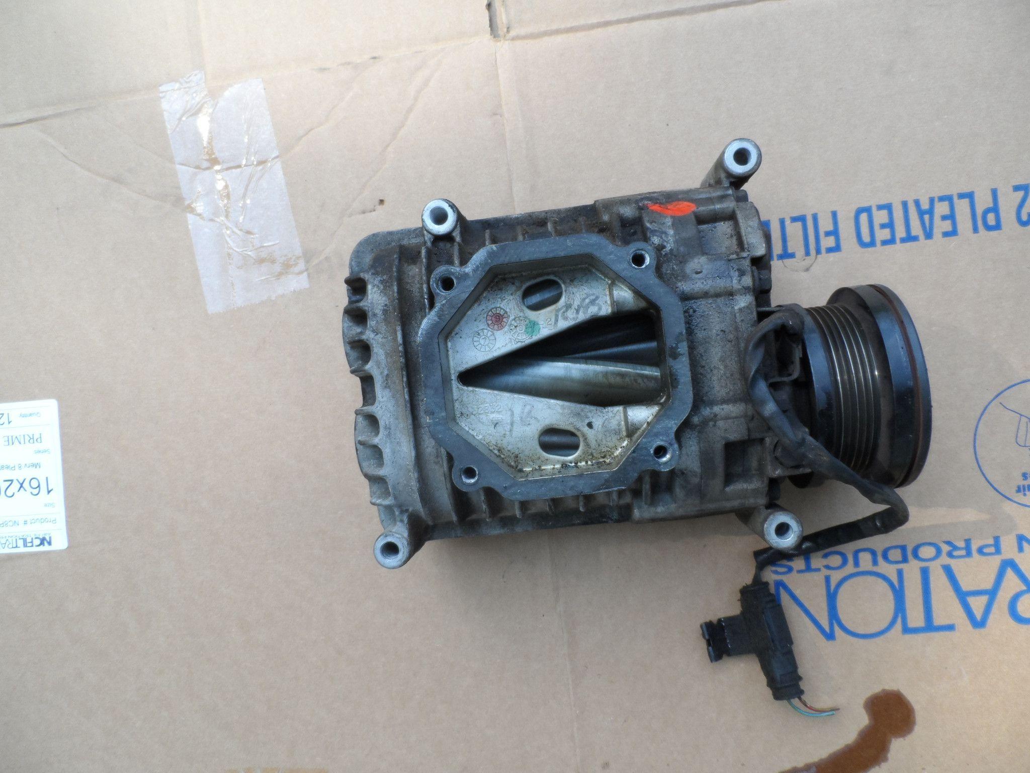 98-03 Mercedes Benz c230 C320 Super charger supercharger Turbo Kompressor  A1110900380 / A 111 090 03 80 Eaton 18042