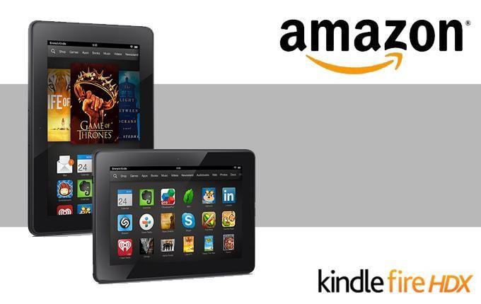 Amazon Introduces New Kindle Tablets Via Cybershack Com Tech