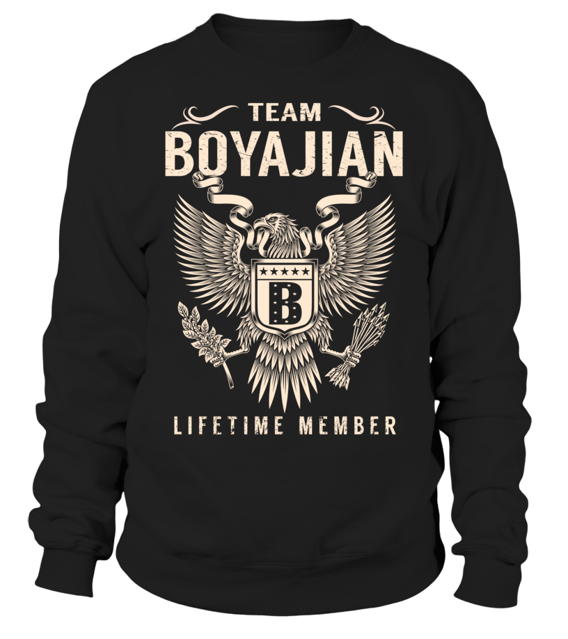 Team BOYAJIAN Lifetime Member