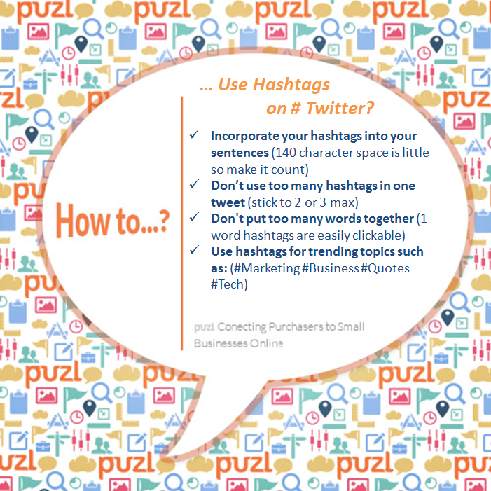 How To Use Hashtags For Twitter The Symbol Called A Hashtag Is