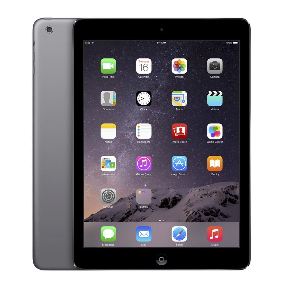 Apple Ipad Air 2 128gb Wi Fi Space Gray Apple Ipad Mini Apple Ipad Air Refurbished Ipad
