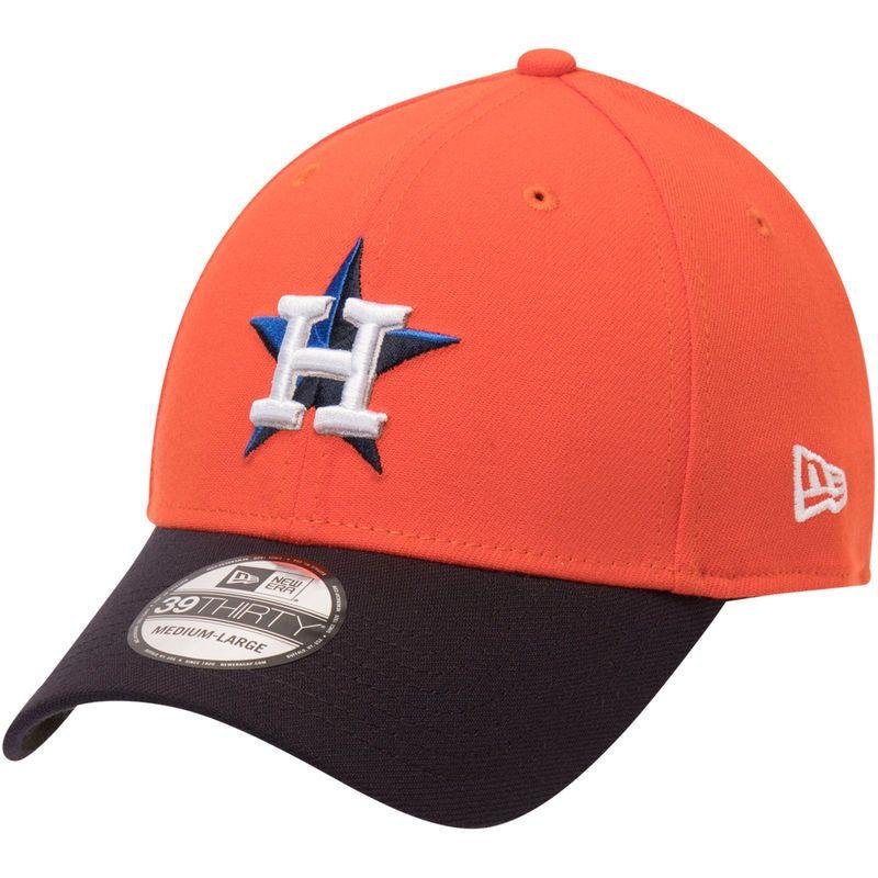 126f00f0c Houston Astros New Era Alternate Team Classic 39THIRTY Flex Hat ...
