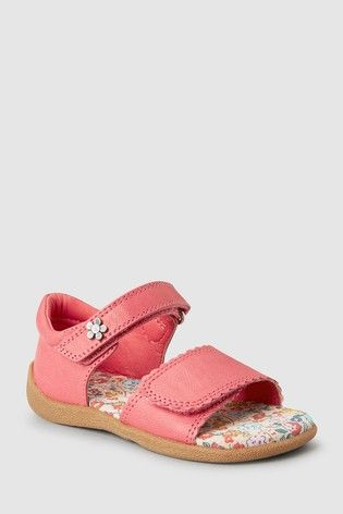 3714a0ce161d Pink Enclosed Sandals (Younger)