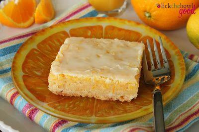 Lick The Bowl Good: Sunny Citrus