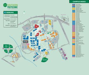 Penn State Nch Campuses Map on