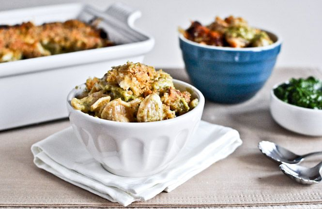 White Cheddar + Arugula Pesto Mac and Cheese, How Sweet it is