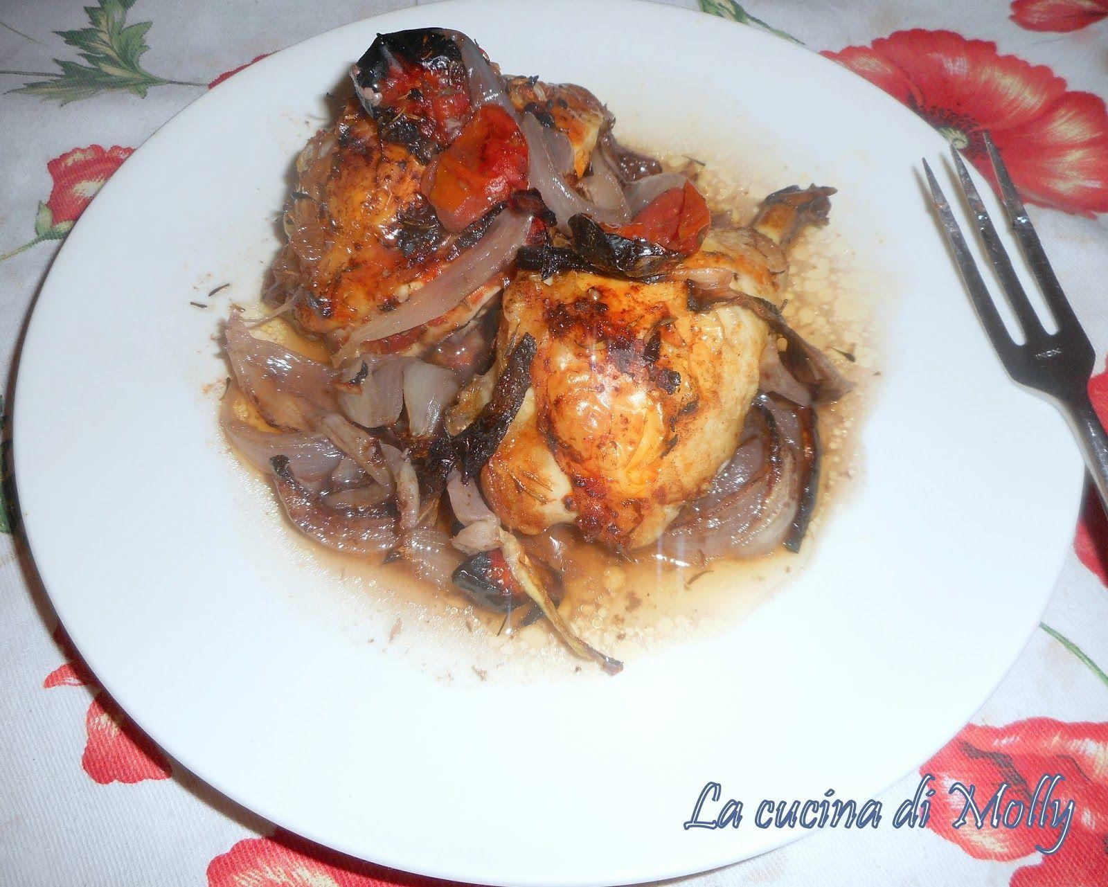 Buongiorno!   Il pollo alla birra e cipolle è un secondo piatto semplice e saporito che vi consiglio di provare. Un secondo piatto profum...