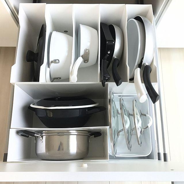 キッチン キッチンの収納 Panasonic Panasonicキッチン 鍋収納 など