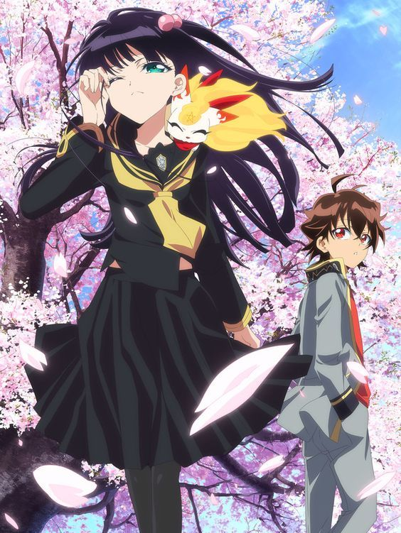 Rokuro & Benio  #Twinstarexorists #cosplay #coser #anime
