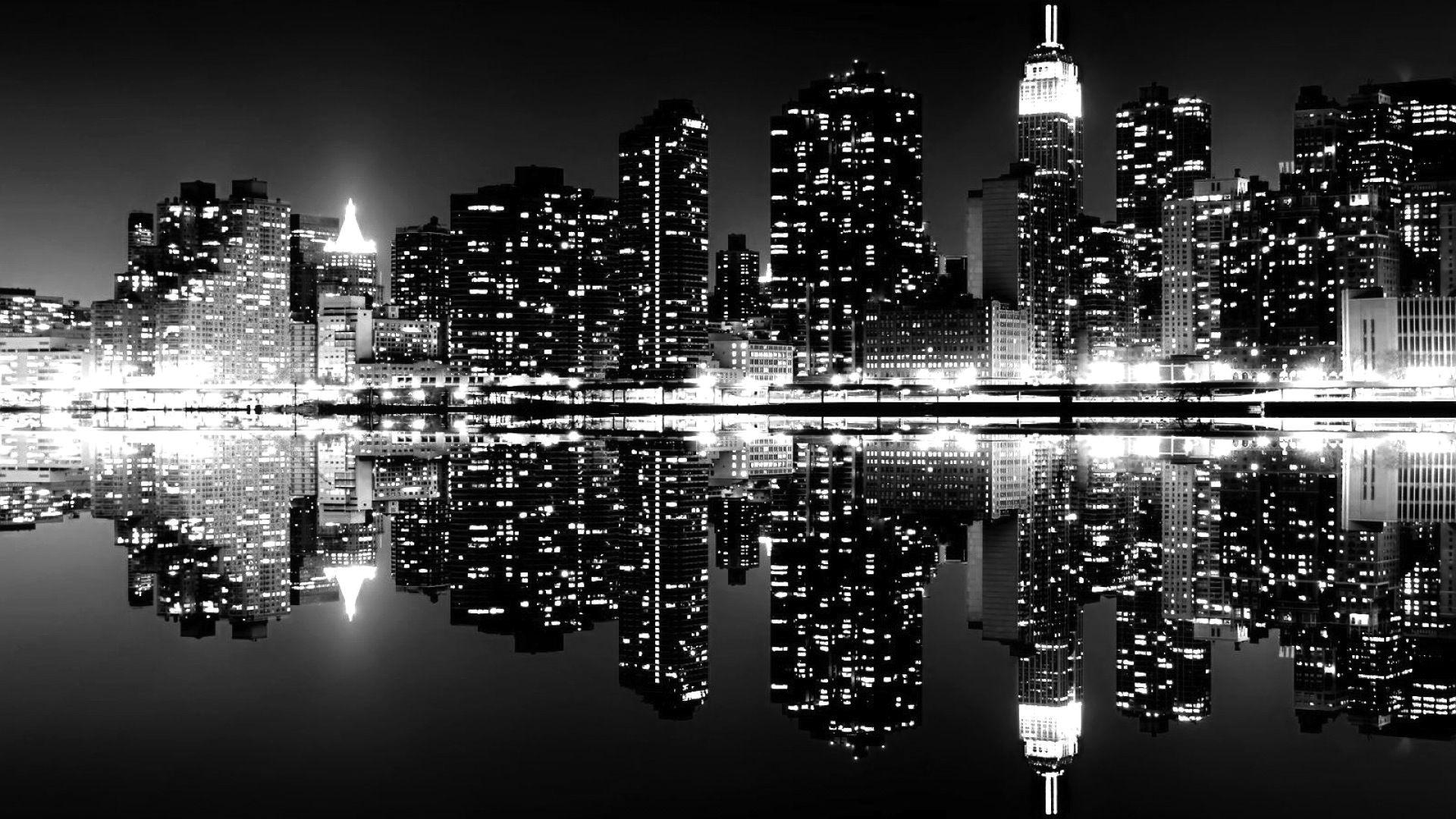 New York City Black And White Wallpaper Widescreen Best 945 Awall Quadros Para Sala Salas Preto E Branco