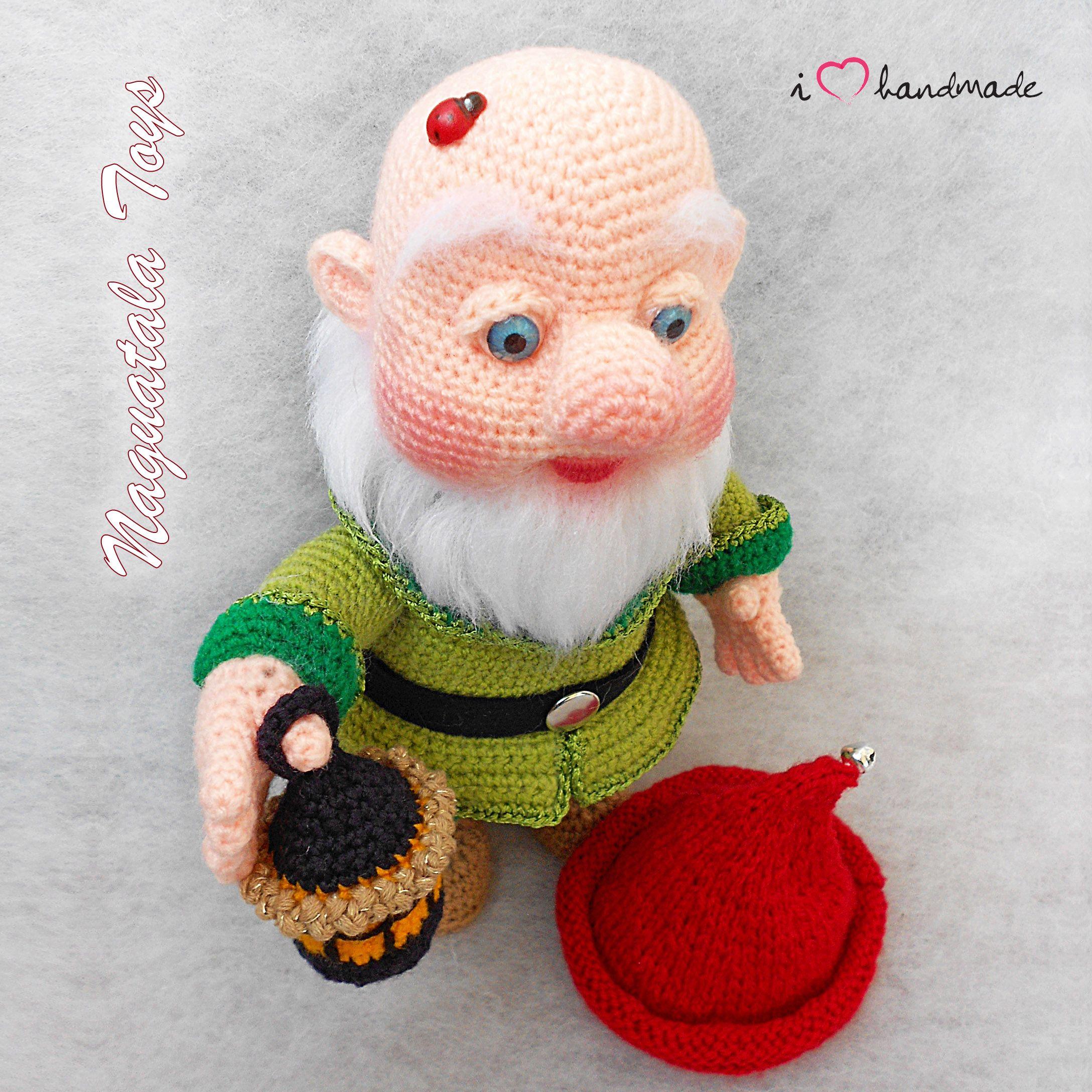 Pin von Naguatala auf Crochet Toys, Amigurumi, Handmade Toys ...