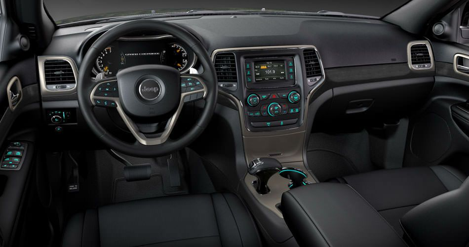 Charming 2014 Jeep Grand Cherokee Laredo Interior