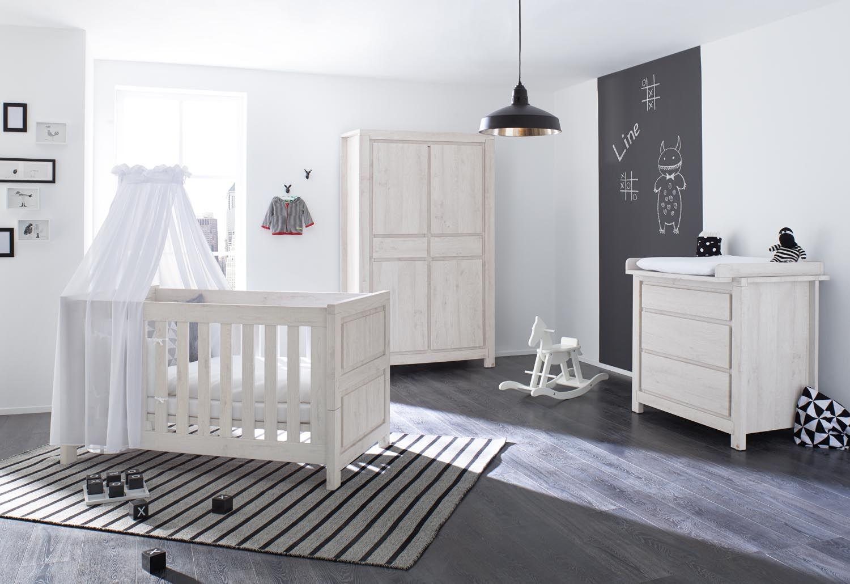 Kinderzimmer Line breit von Pinolino in Ihrem