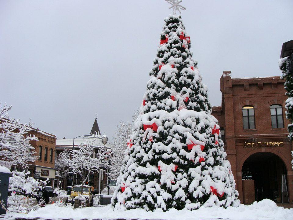 Heritage Square Christmas Tree, Flagstaff AZ   Flagstaff ...