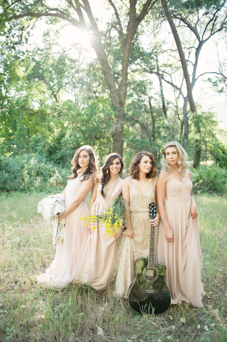 BHLDN Bridesmaid Dresses