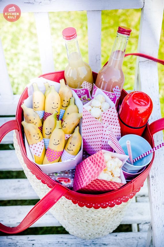 #Playdate #Snack #Picknick #Korb #Ideen #picnic #ideas