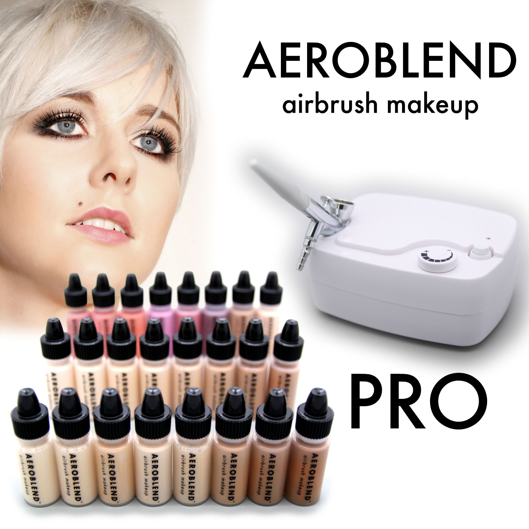 Have you tried Aeroblend yet? The finish and colors are