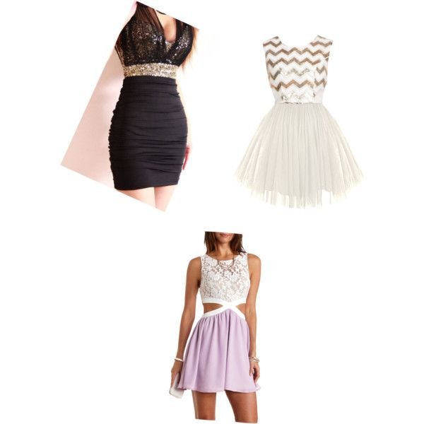 A fashion look from February 2015 featuring pink sweetheart dress, fancy dresses and white dress. Browse and shop related looks.