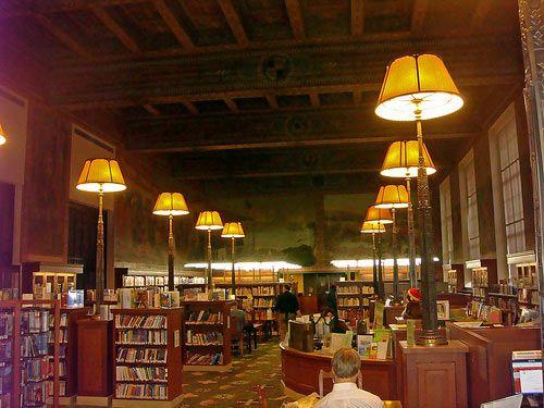 La Public Library Children S Reading Room Central Library Childrens Reading Reading Room