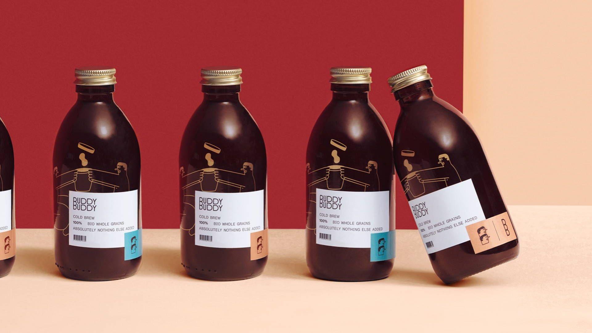 Pin By Vanessa Tsen On Beverage Packaging In 2020 Butter Brands Blog Design Inspiration Brand Packaging