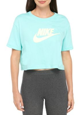 Nike® Sportswear Essential Cropped T Shirt | Products in