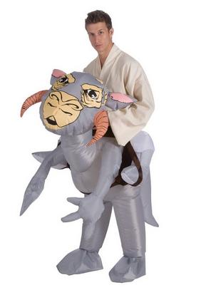 Star Wars The Tauntaun Costume Tauntaun