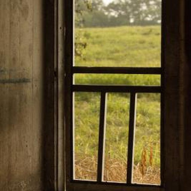 How To Measure For A Screen Door Hunker Screen Door Hanging Screen Door Security Screen Door
