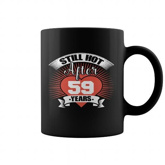 Funny Mug For Men.59 Years Wedding Anniversary Gifts For Couples