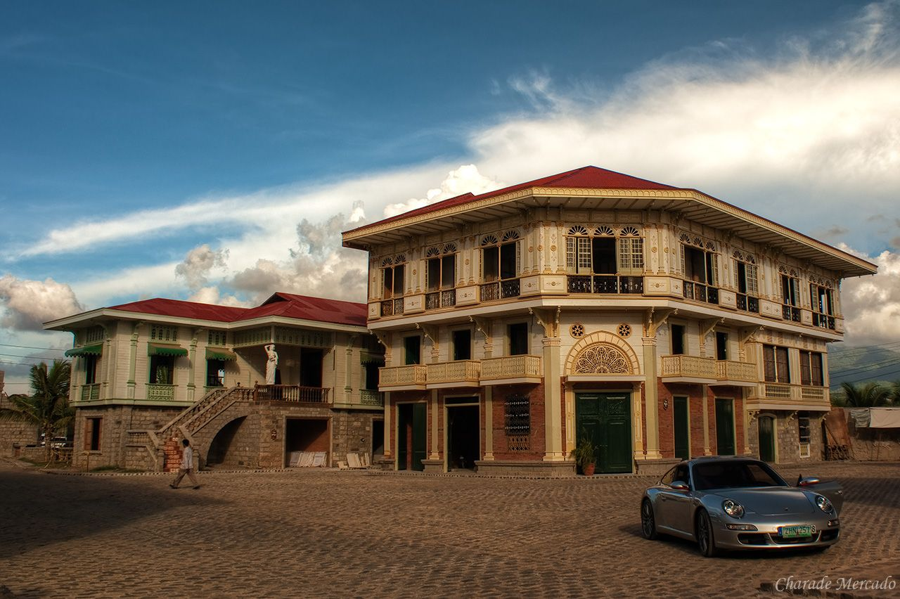 tucked in the peaceful town of bagac bataan is a collection of