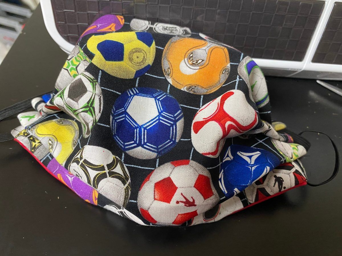 Soccer Face Mask In 2020 Face Mask Soccer Balls Baby Car Seats