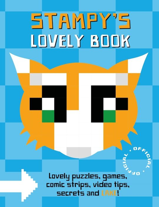 YouTube Superstar Stampy Cat\'s First Book is Here!   #StampyCat ...
