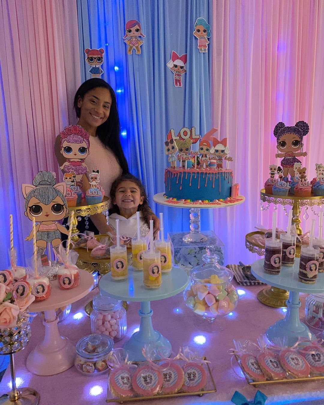 Happy 6th Birthday Myla!✨💕🎂🎁 🎈 thanks @rica for booking with us 🤗 such a lovely lady 💕 . . . .
